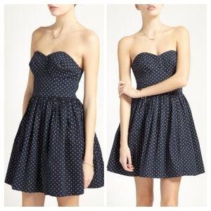 NWT Jack Wills Charlton Mini Dress in Navy Daisy 2